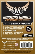 Protège-Cartes Mayday Premium 65 x 100