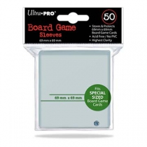 Protège-Cartes Ultra Pro Square 69x69mm