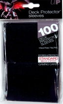 Protège-Cartes Ultra Pro Standard 66 x 91mm Dos Noir (x100)