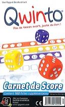 Qwinto - Bloc de Score
