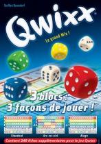 Qwixx - Carnets de Score