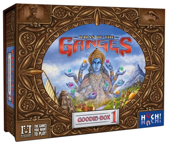 Rajas of the Ganges Goodies Box VO