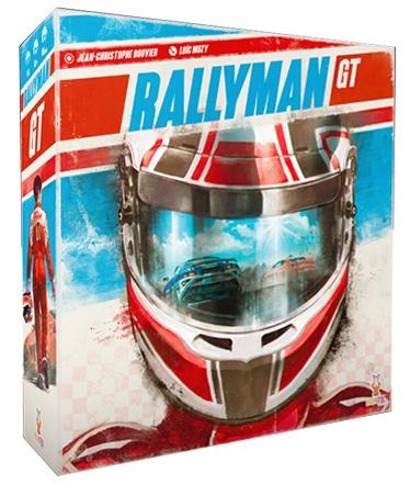 Rallyman GT : Core Box