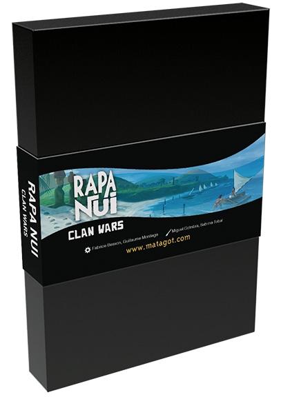 Rapa Nui - Clan Wars (Game Up)