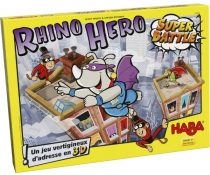 Rhino Hero Super Battle