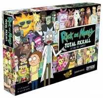 Rick and Morty : Total Rickall - Le Jeu de Cartes