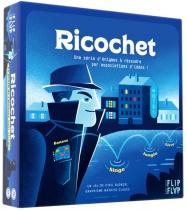 Ricochet - Le Profil de l\'Homme sans Visage