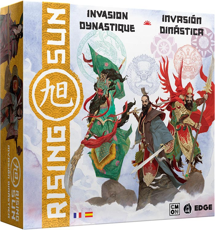 Rising Sun : Invasion Dynastique