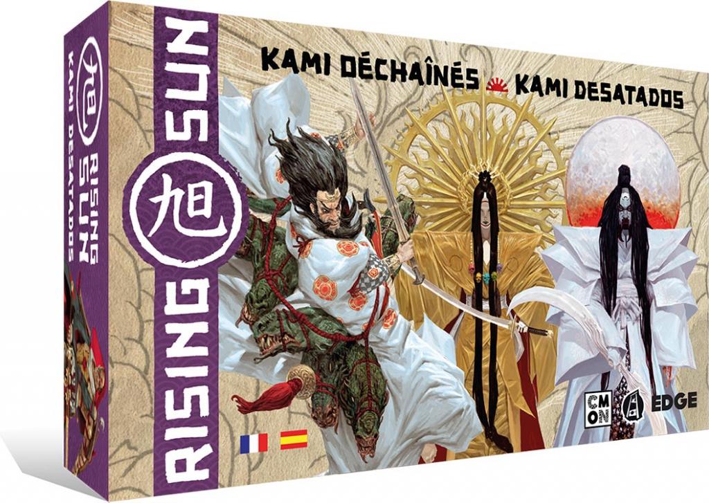 Rising Sun : Kami Déchainés