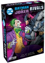 Rivals : Batman Vs Joker (DC Comics Deck Building)