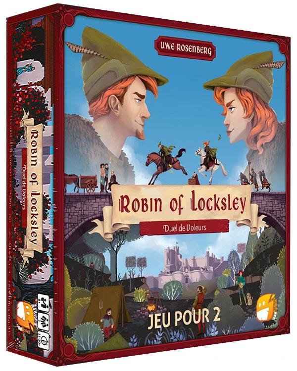 Robin of Locksley - Duel de Voleurs