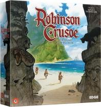 Robinson Crusoe : Aventures sur l\'Île Maudite