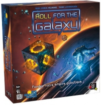 Roll For The Galaxy
