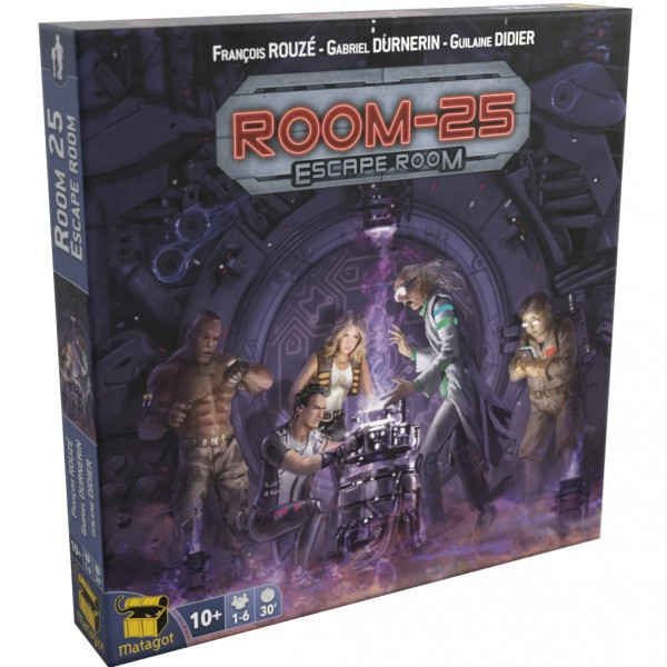 Room 25 - Escape Room Extension