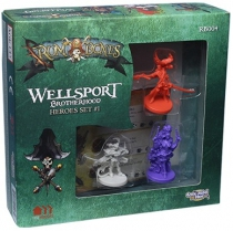 Rum & Bones : Wellsport Brotherhood Heroes Set 1