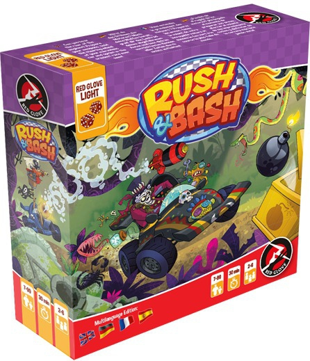 Boite de Rush & Bash