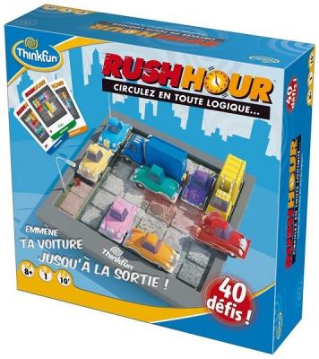 rush hour jeux de soci t acheter sur. Black Bedroom Furniture Sets. Home Design Ideas
