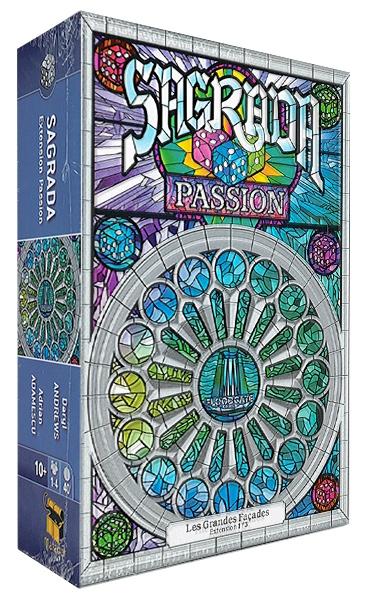 Sagrada : Extension Passion