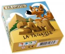 Sam La Pagaille en Egypte