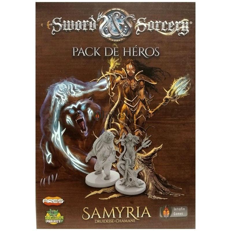 Samyria - Pack Héros - Ext. Sword & Sorcery