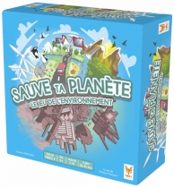 Sauve Ta Planète : Le Jeu de l\'Environnement