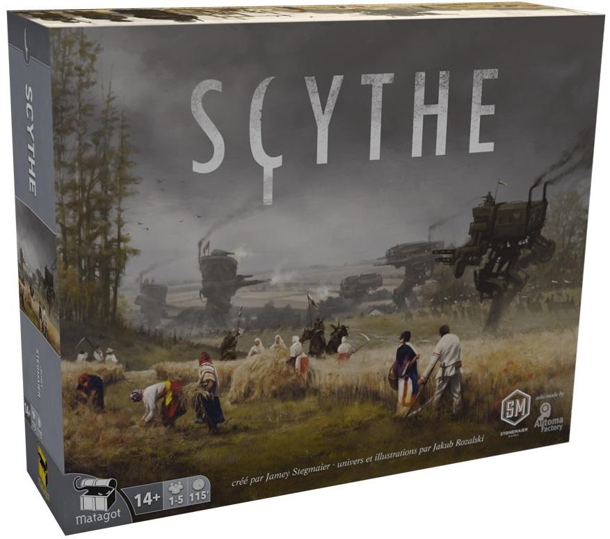 Boite de Scythe VF
