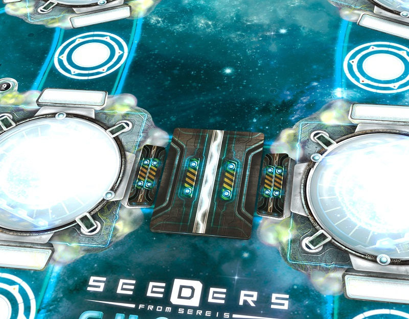 Seeders From Sereis - Exodus