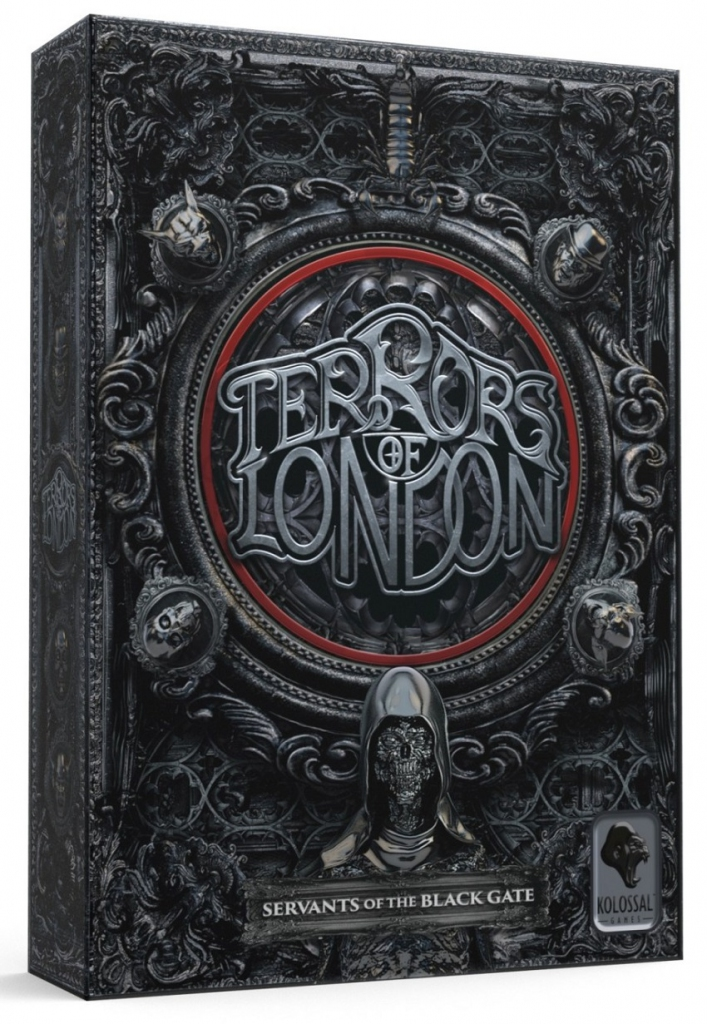 Servants of the Black Gate - Extension Terrors of London