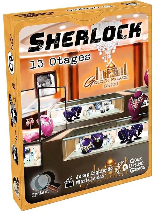Sherlock - Q System : 13 Otages