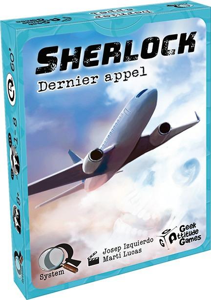 Sherlock - Q System : Dernier Appel