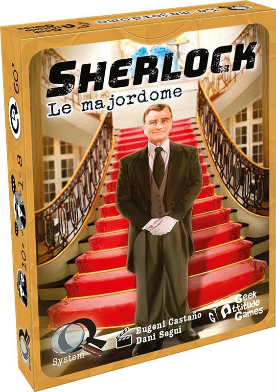 Sherlock - Q System : Le Majordome