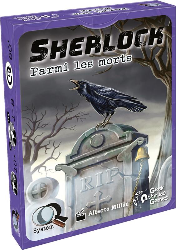 Sherlock - Q System : Parmi les Morts