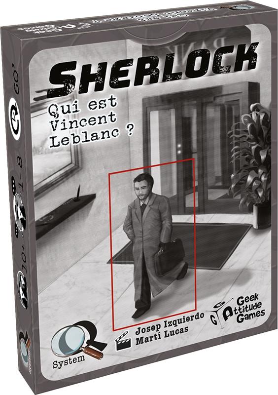 Sherlock - Q System : Qui est Vincent Leblanc ?