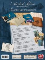 Sherlock Holmes : Carlton House & Queen\\\\\\\'s Park