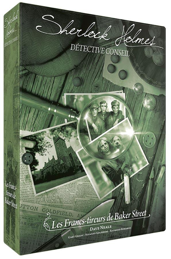 Sherlock Holmes : Francs-Tireurs de Baker St.