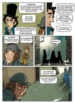 Sherlock Holmes - L\'Ombre de Jack l\'Eventreur