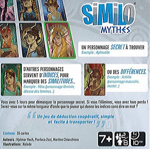 Similo Mythe