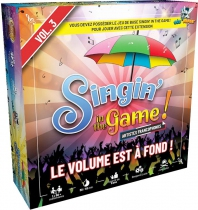 Singin\' in the Game ! Vol. 3 Extension