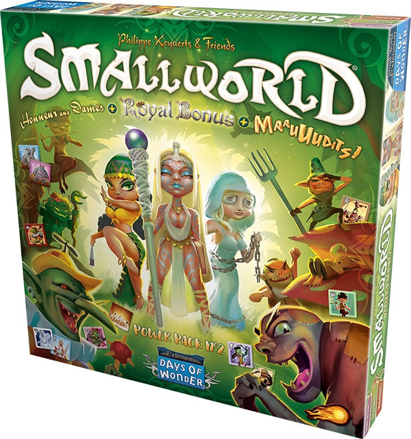 Smallworld : Power Pack n°2