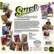 Smash Up : L\'énorme Boîte pour Geek