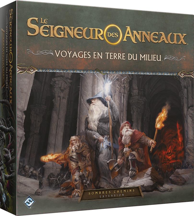 Sombres Chemins (Ext Voyages en Terre du Milieu)