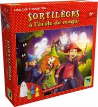 Sortilèges à l\'école de magie