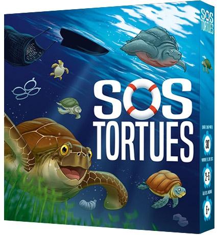 Boite de SOS Tortues