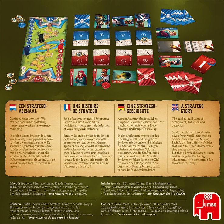 Spies & Lies - A Stratego Stories