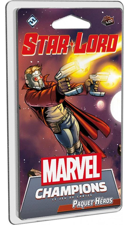 Star-Lord (Marvel Champions JCE)
