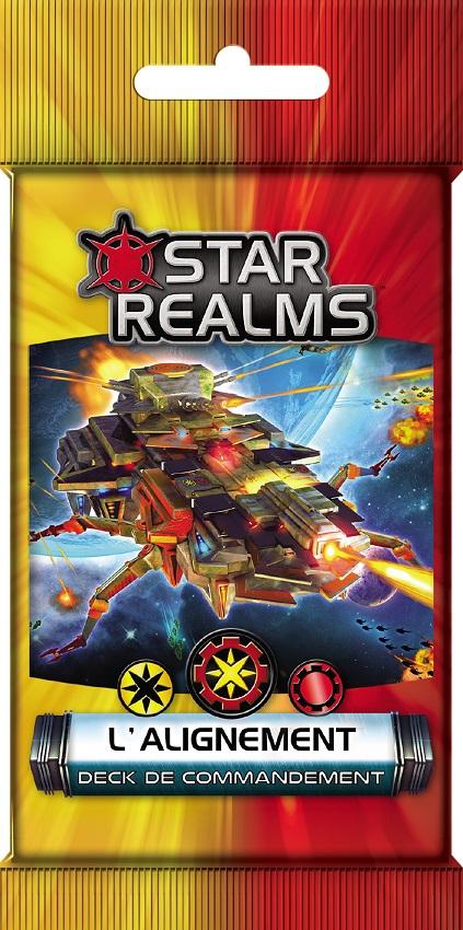 Star Realms - L\'Alignement (Deck de Commandement)