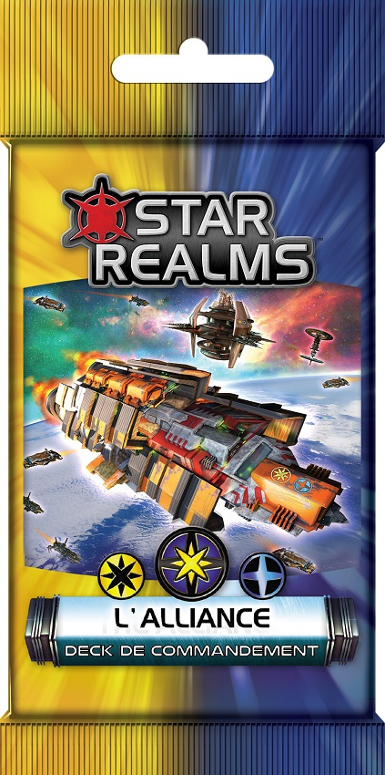 Star Realms - L\'Alliance (Deck de Commandement)