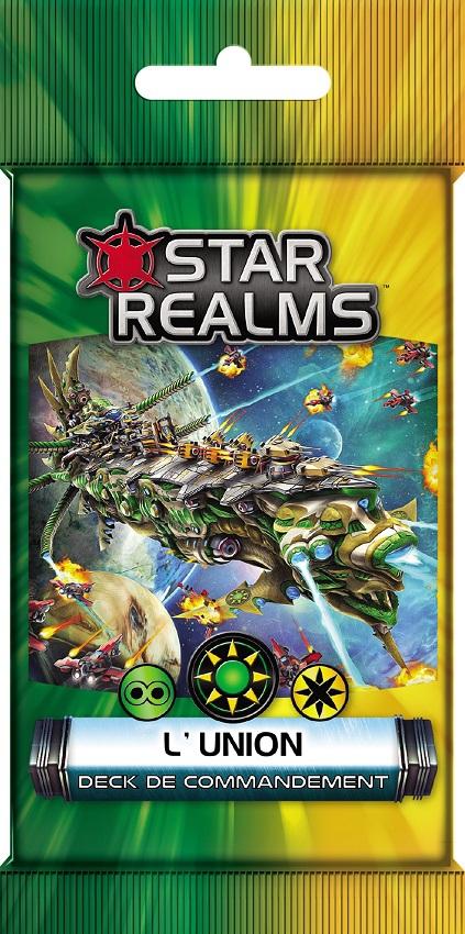 Star Realms - L\'union (Deck de Commandement)