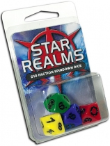 Star Realms : Set de Dés