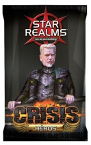 Star Realms Crisis - Booster héros